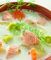 Creamy Salmon Potato Soup copy