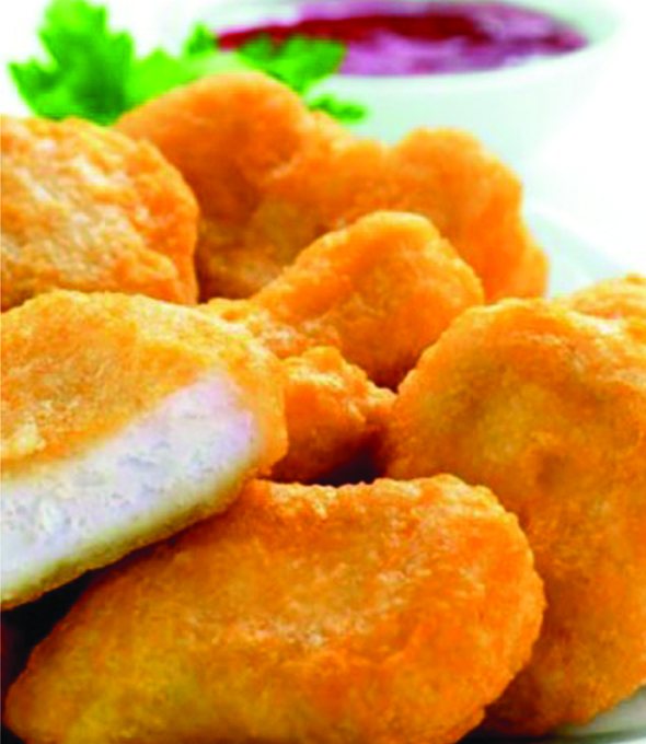 chicken nugget tempura recipe batter