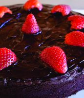 Chocolate Fudge Cake copy