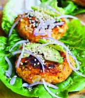 Tofu & Veggie Patties copy